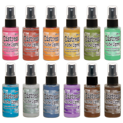 Ranger Ink - Tim Holtz - Distress Oxides Spray Kit