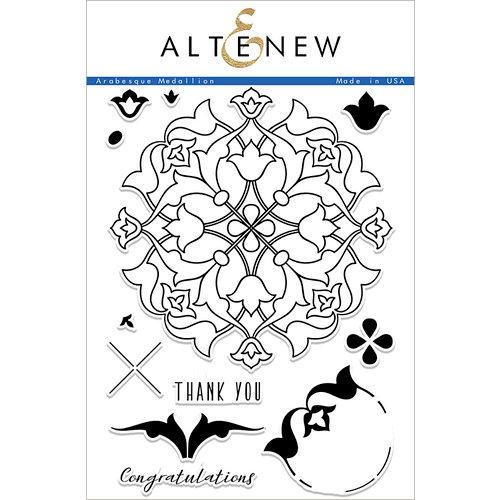 Altenew - Arabesque Medallion