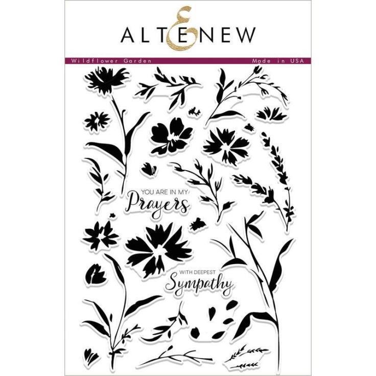 Altenew - Wildflower Garden