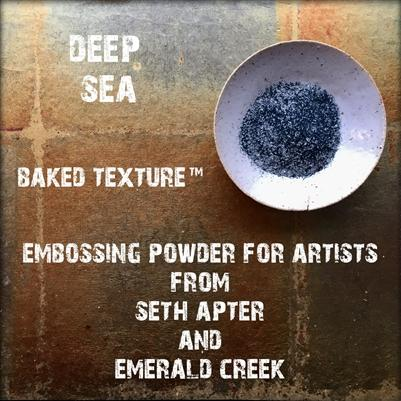 Emerald Creek - Seth Apter Baked Texture - Deep Sea