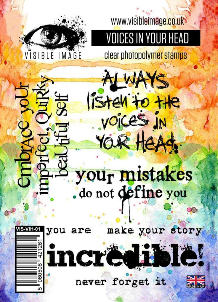 Visible Image - Voices In Your Head