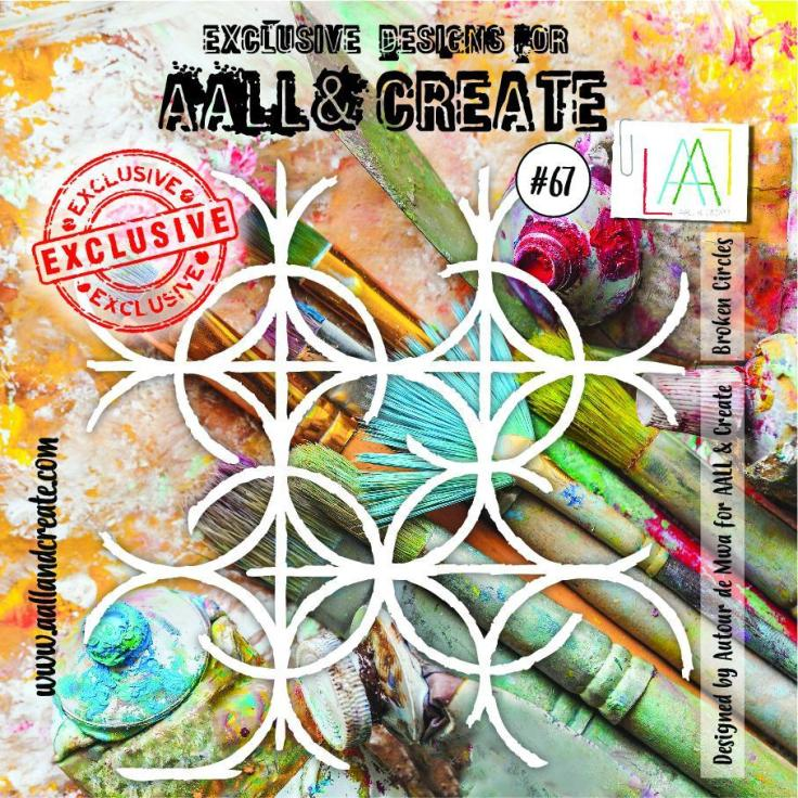 AALL & Create - #67 - Broken Circles