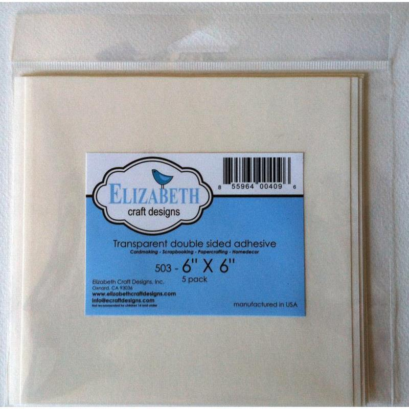 Elizabeth Craft Designs - Transparent Double-Sided Adhesive