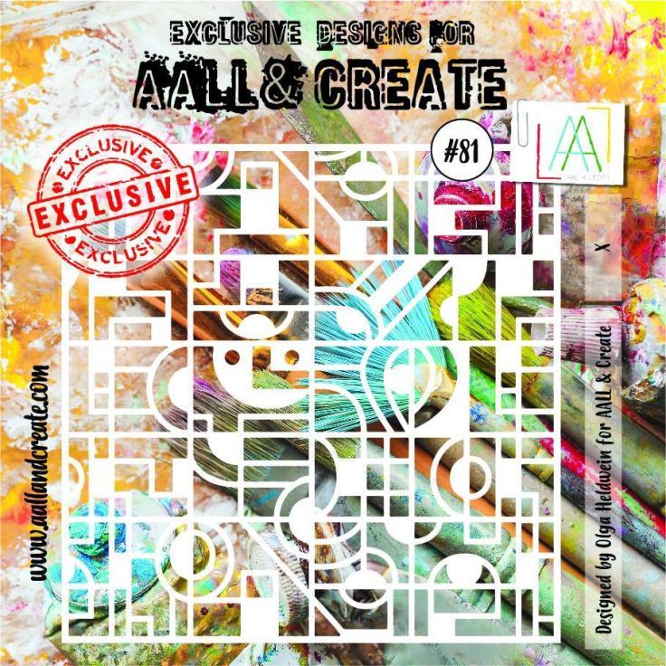 AALL & Create - Geometric Grid