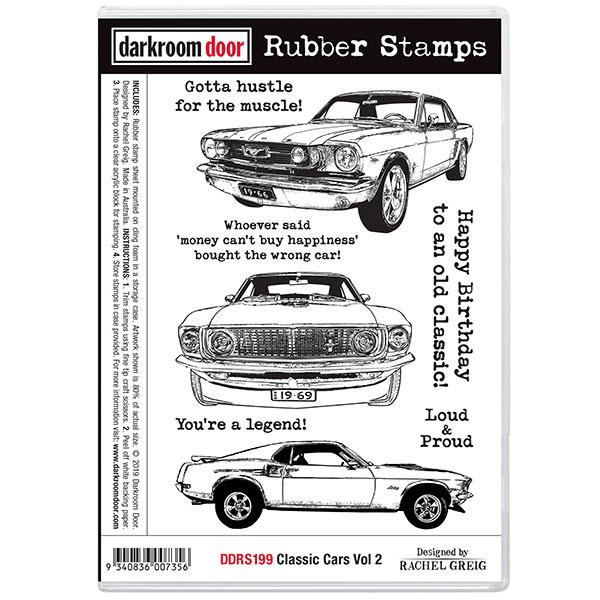 Darkroom Door - Classic Cars Vol 2