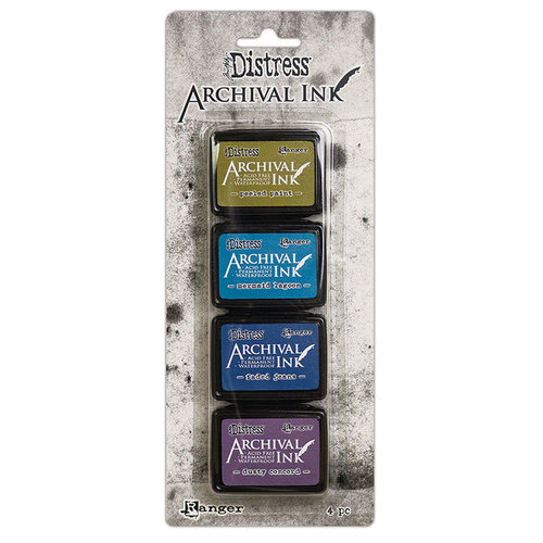 Ranger Ink - Tim Holtz - Distress Archival Ink Mini Kit Two