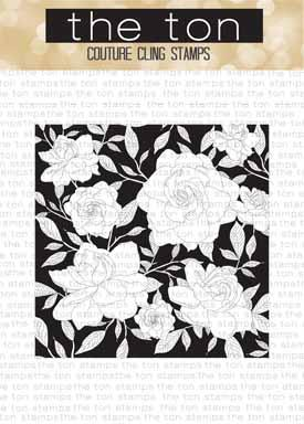The Ton - Gardenia Garden Background