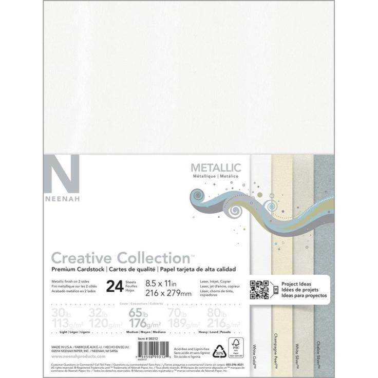 Neenah - Creative Collection - Premium Metallic