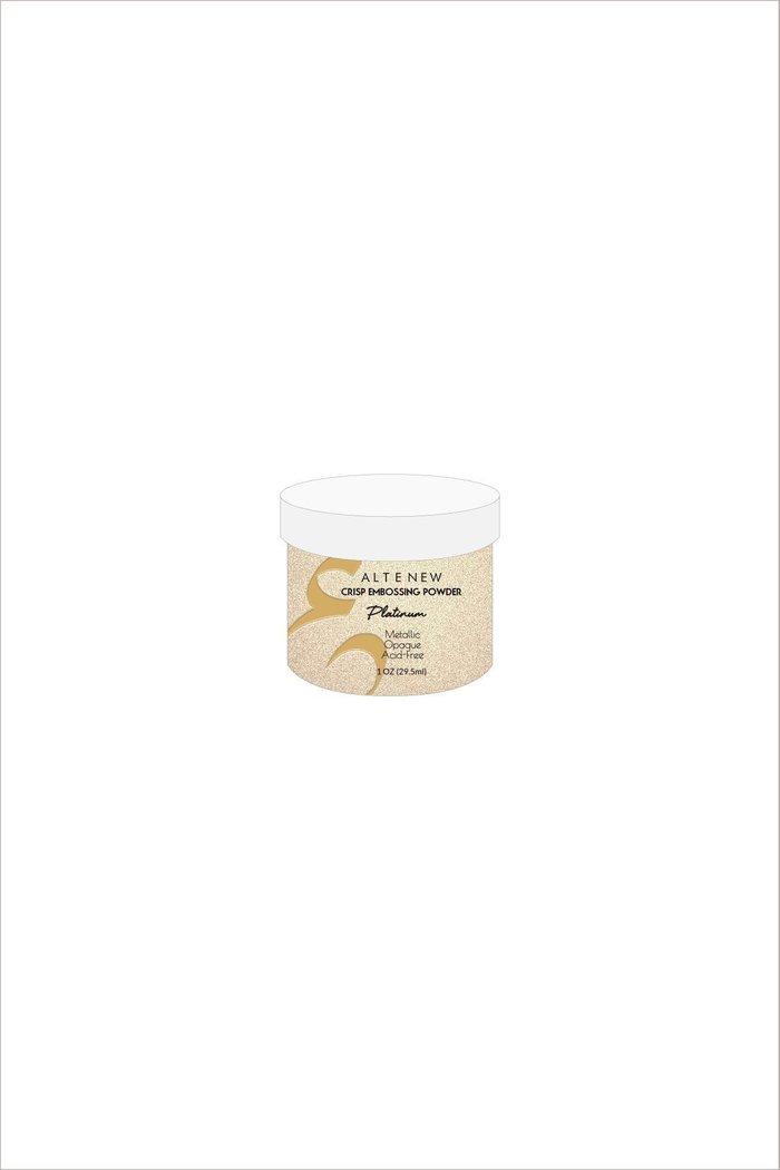 Altenew - Platinum Embossing Powder
