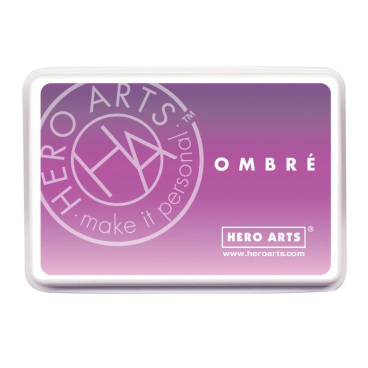 Hero Arts - Ombre Ink - Light to Grape Purple