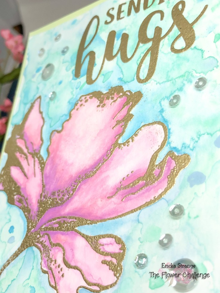 pinkflowerside