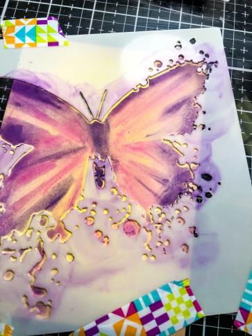 butterflystencl