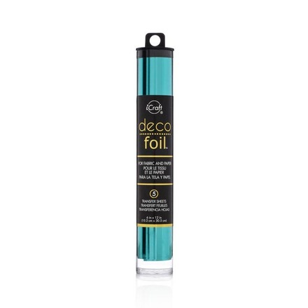 Therm O Web - Deco Foil - Aqua