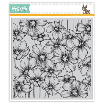 Simon Says Stamp - Cosmos
