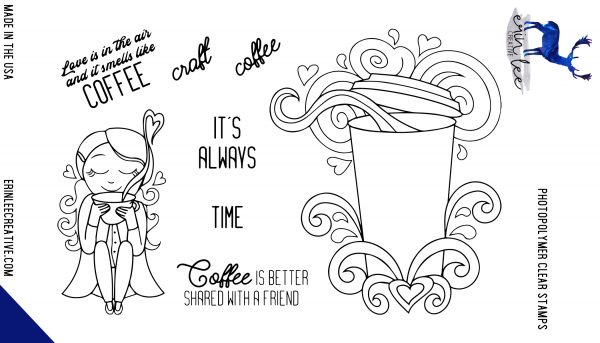 Erin Lee Creative - Coffee Girl