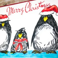 Grumpy Penguins