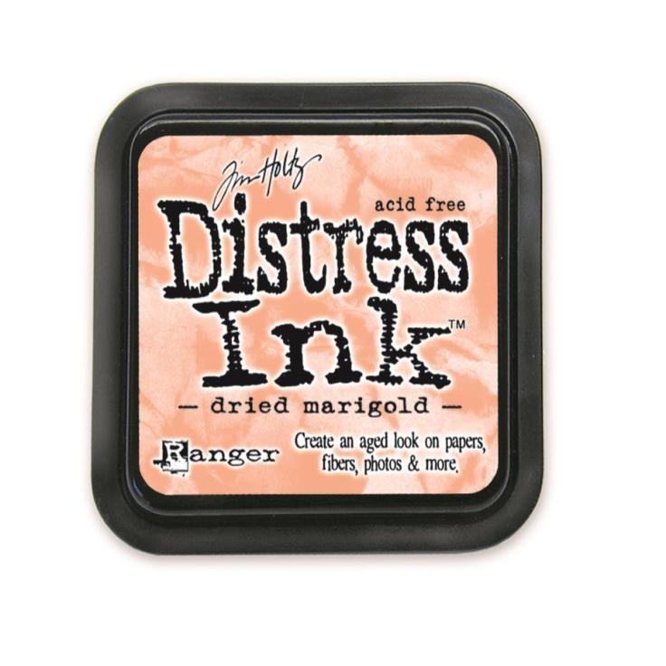 Ranger - Tim Holtz - Distress Ink - Dried Marigold