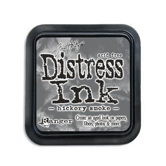 Ranger - Tim Holtz - Distress Ink - Hickory Smoke