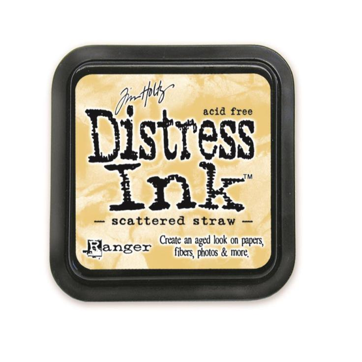 Ranger - Tim Holtz - Distress Ink - Scattered Straw