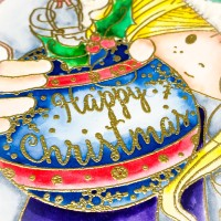 Christmas Winnie