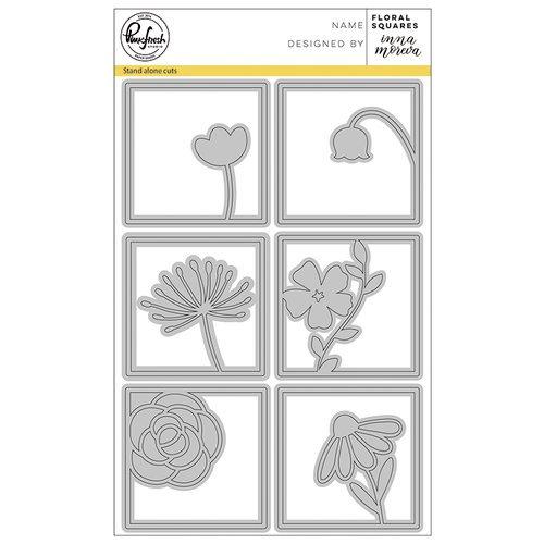 Pinkfresh Studio - Floral Squares