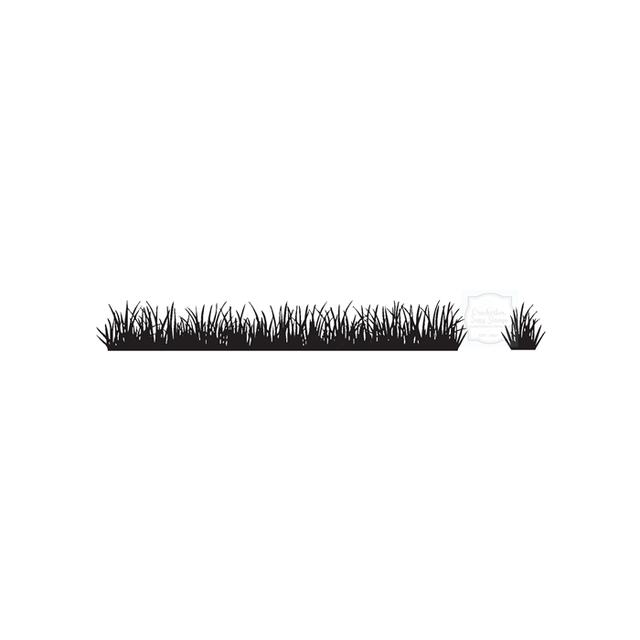 Crackerbox & Suzy Stamps - Grass