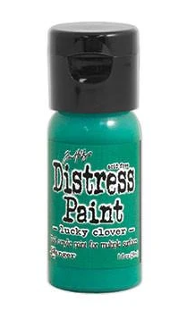 Ranger Ink - Tim Holtz - Distress Paint - Lucky Clover