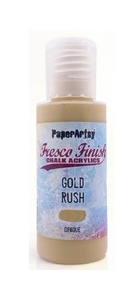 PaperArtsy - Fresco Chalk Paint - Gold