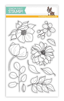 Simon Says Stamp - Even More Spring Flowers