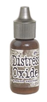 Ranger - Tim Holtz - Distress Oxides Reinker - Ground Espresso