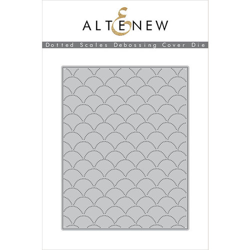 Altenew - Dotted Scales