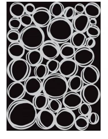 Darkroom Door - Circles
