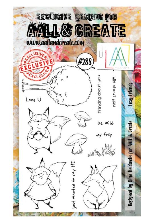AALL&Create - Foxy Friends