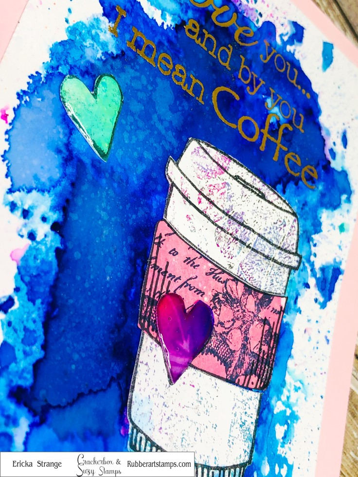 bluecupsideheart