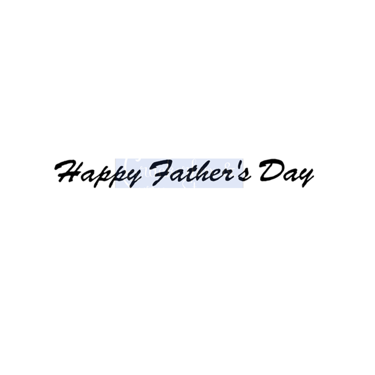 Crackerbox & Suzy Stamps - Happy Father's Day Long
