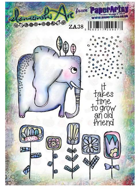 PaperArtsy - Zinski Art 38