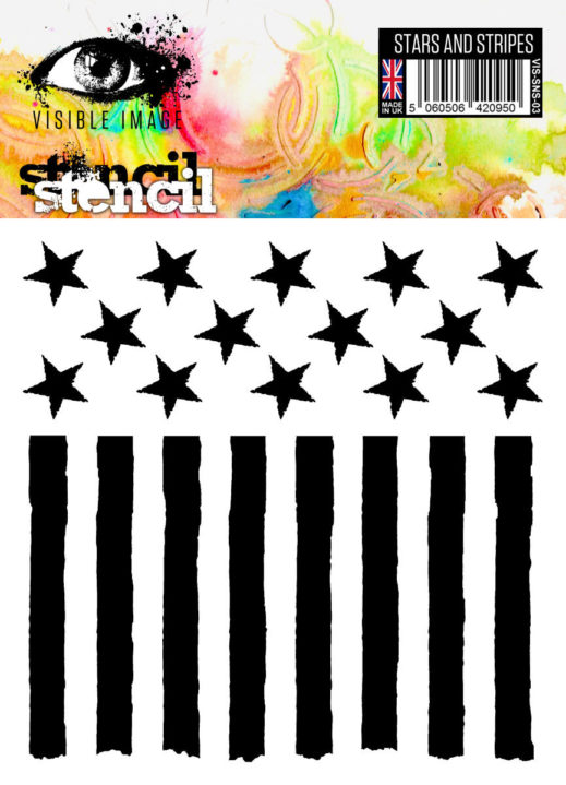 Visible Image - Stars & Stripes