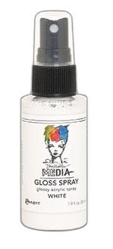 Ranger - Dina Media Spray - White