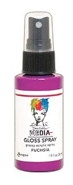 Ranger - Dina Media Spray - Fushia