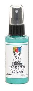 Ranger - Dina Media Spray - Turquoise