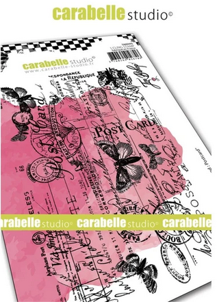 Carabelle Studio - Background: Postcard
