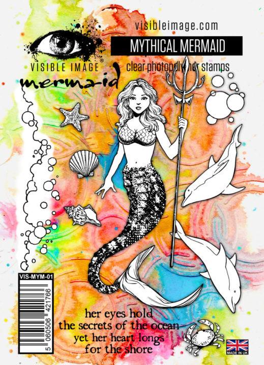 Visible Image - Mythical Mermaid