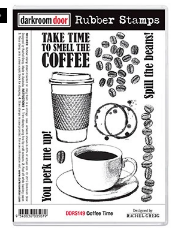 Darkroom Door - Coffee Time