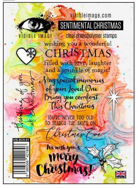Visible Image - Sentimental Christmas
