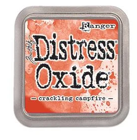 Ranger Ink - Tim Holtz Distress Oxide Crackling Campfire