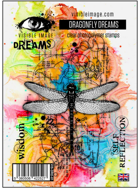 Visible Image - Dragonfly Dream