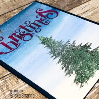 Foiling Christmas Cards