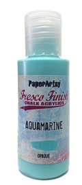 PaperArtsy - Fresco Chalk Paint - Aquamarine