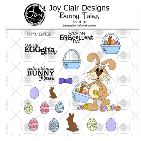 Joy Clair - Bunny Tales