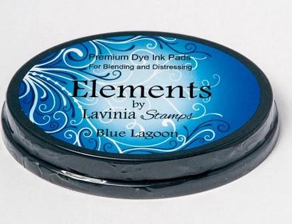 Lavinia - Elements Dye Ink - Blue Lagoon